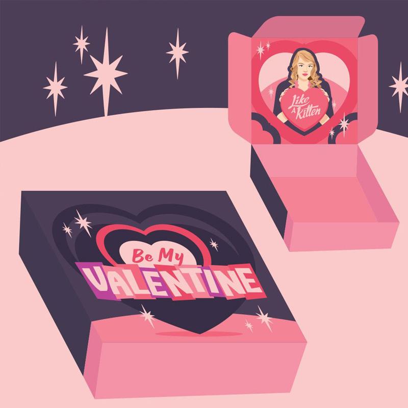 the naughty or nice box