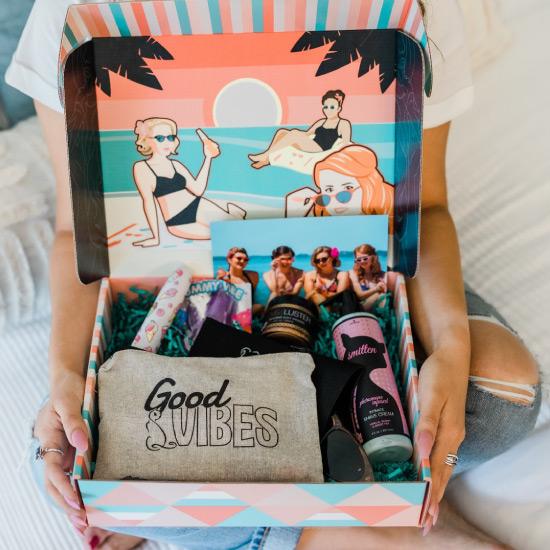 Past Summer Box - Good Vibes