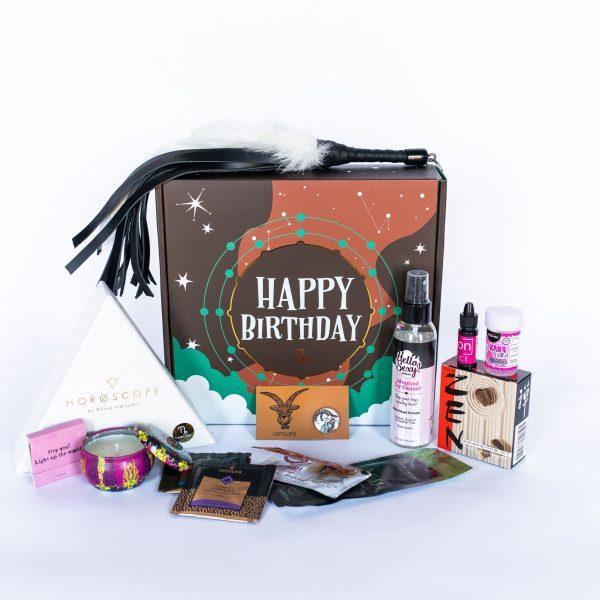 Capricorn Birthday Sex Box Overview