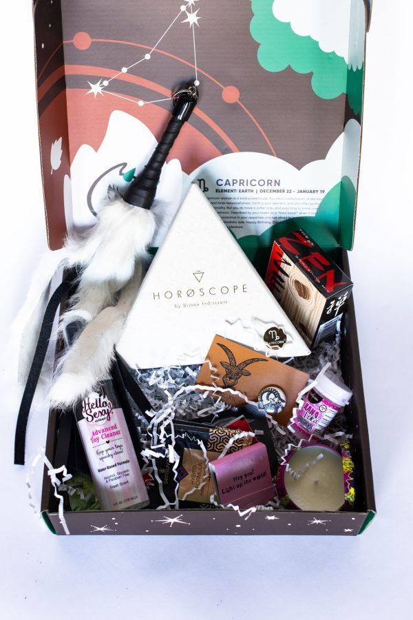 Capricorn Birthday Sex Box