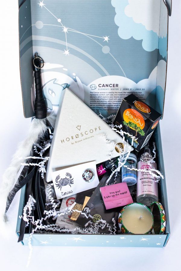 Cancer Birthday Sex Box
