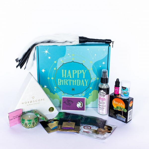 Pisces Birthday Sex Box Overview