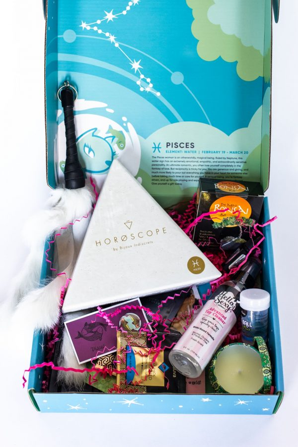 Pisces Birthday Sex Box