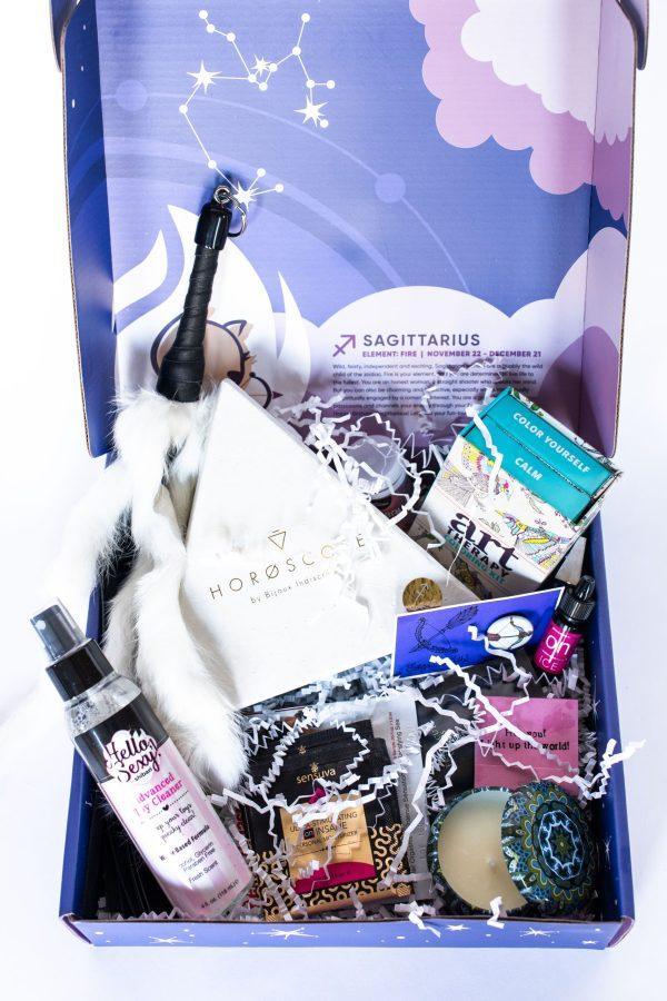 Sagittarius Birthday Sex Box