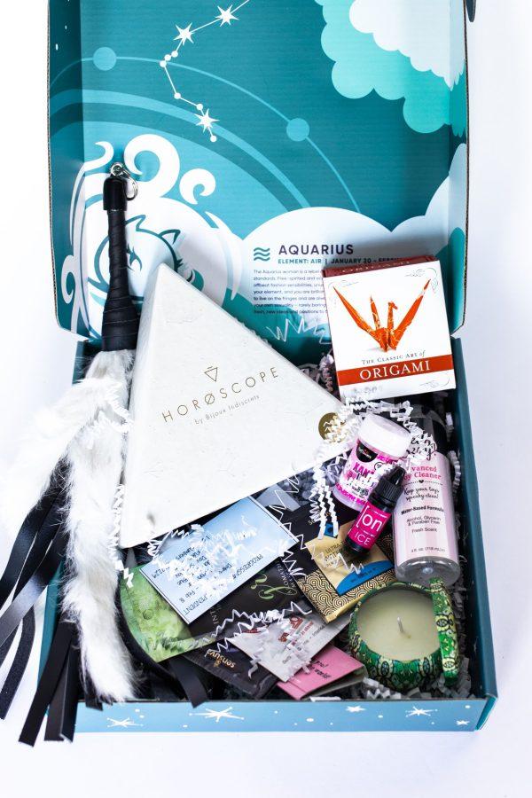 Aquarius Birthday Sex Box