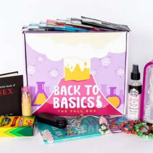 Fall Box - Back to Basics