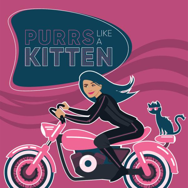 Purrs Like a Kitten